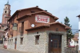 Hotel Rural Torres casa rural en Torres De Albarracin (Teruel)