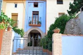 La Casa del Azafrán casa rural en Villanueva Del Rebollar (Teruel)