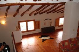 Los Murcianos casa rural en Montalban (Teruel)