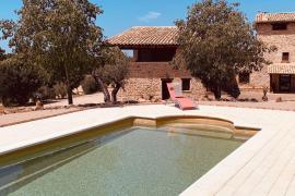 Mas del Rei casa rural en Calaceite (Teruel)