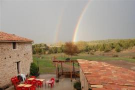Masía Pelarda casa rural en La Puebla De Valverde (Teruel)