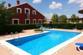 Casa Rural Villanova casa rural en Villanueva De Bogas (Toledo)