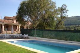 El Cantueso casa rural en Hontanar (Toledo)
