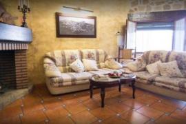 El Rincón de Los Montes casa rural en San Pablo De Los Montes (Toledo)