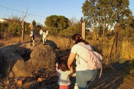 Finca El Chaparral casa rural en Orgaz (Toledo)