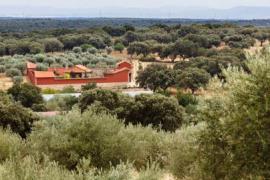 La Costanilla de Los Angeles casa rural en Navalcan (Toledo)