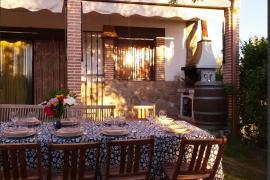 Las Casas de El Cerrillo casa rural en Montesclaros (Toledo)