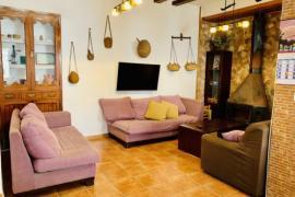 Cazuma casa rural en Bicorp (Valencia)