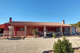 Las Nogueras casa rural en Camporrobles (Valencia)