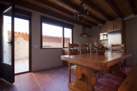 El Caseto De Carmen casa rural en Carpio (Valladolid)