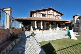 El Pico Llanillo casa rural en San Miguel Del Arroyo (Valladolid)
