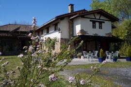 Agroturismo Ibarra casa rural en Amorebieta (Vizcaya)