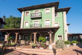 Apartamentos rurales Mugarri Etxea casa rural en Muskiz (Vizcaya)