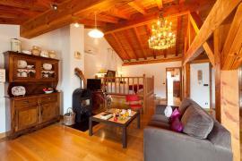 Las casas de Ea-Astei casa rural en Ea (Vizcaya)