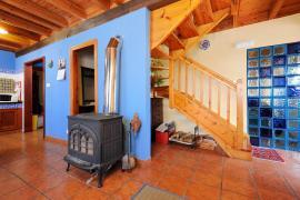 La Casa de Madera casa rural en Arrieta (Vizcaya)