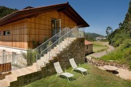 Ureta Landa casa rural en Bakio (Vizcaya)
