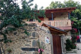 Casa Rural La Tí María la Viuda casa rural en Cobreros (Zamora)
