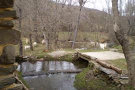 El Molino de Botero casa rural en San Justo (Zamora)