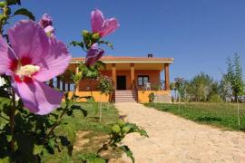 La Yagona casa rural en Entrala (Zamora)