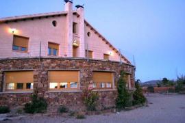 Allucant casa rural en Gallocanta (Zaragoza)