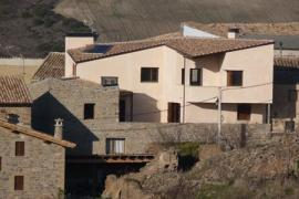 Casa de Aso casa rural en Undues De Lerda (Zaragoza)