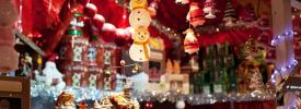 Ocho mercadillos navideños para visitar en España