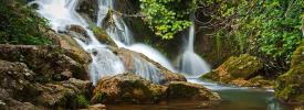 Descubre las cascadas del Huéznar