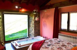 Casas rurales románticas para una primavera picante