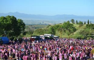 Batalla del Vino de Haro, una fiesta diferente