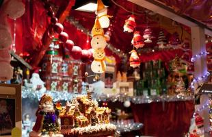Nueve mercadillos navideños para visitar en España