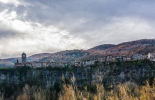 4 pueblos en lugares inimaginables