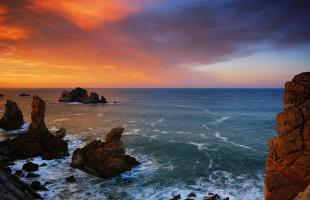Costa Quebrada, la magia de una costa rota