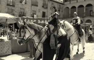 Las Jornadas Medievales de Sigüenza, todo un clásico de verano