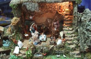 4 belenes curiosos en España