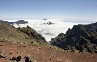 La Caldera de Taburiente, en La Palma, un lugar por descubrir