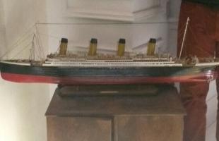 Belorado y su homenaje al Titanic con la Sala Marconi