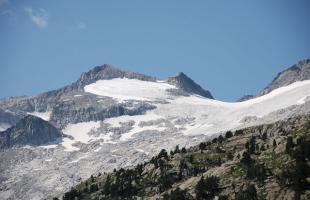 Nieves perpetuas: lugares con nieve en verano