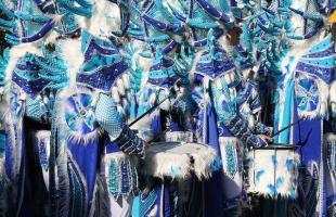 Siete carnavales del interior de España