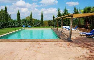 Casas rurales con piscina para ir con niños
