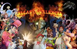 Fallas de Valencia: las 10 últimas ganadoras