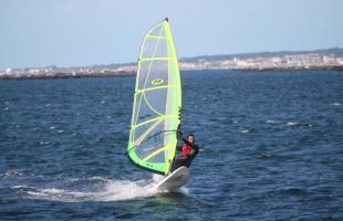 Dónde hacer windsurf en Madrid