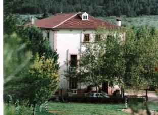 Casa rural + actividades + pensión completa