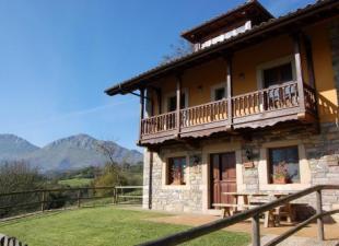 Casas de aldea pe anes casa rural en morc n asturias clubrural - Casas de aldea asturias ...
