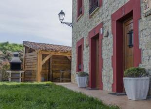 Casa rural con encanto...en Burgos