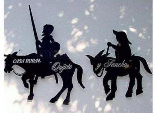 Casa Rural Quijote y Sancho