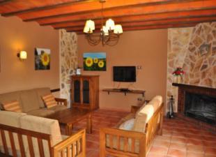 Casa Rural Abuelo Lupi & Spa