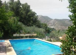 Casa con encanto y piscina!