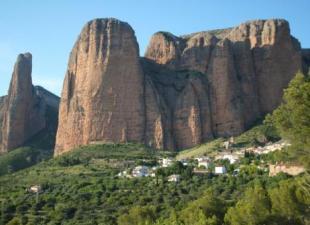 Alojamientos Rurales Mallos de Huesca