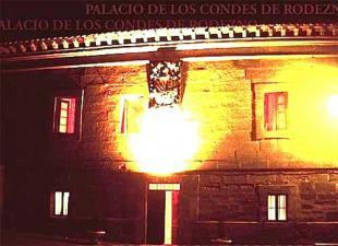 PALACETE  Privado con JARDIN en ruta vino