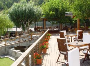 Hotel-restaurante Can Boix De Peramola